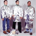 "40"" Coat made from lightweight, 8 oz. Aluminized Kevlar"